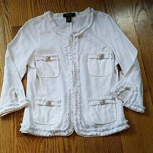 "Karen Kane ""Chanel Style"" Jacket NWT"